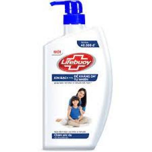 Sữa tắm Lifebuoy 850gr