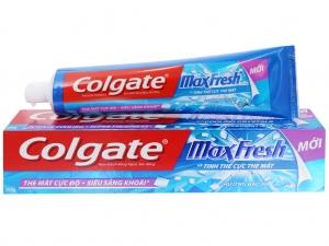 KĐR colgate maxfeesh hương bạc hà 180gr