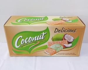 Bánh trứng cuộn 350gr phủ dừa