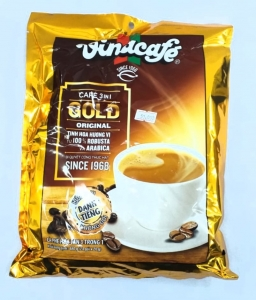Cafe 3in1 gold 480gr( 24 gói x 20g)