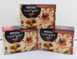 Nescafe đen hòa tan