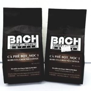 Cà phê bột - mộc 1 -200gr