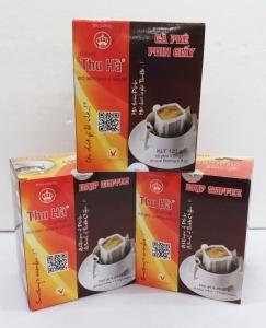 Cà phê phin giấy 120gr (6 phin x 20gr)