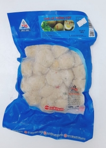 Chả cá trứng cút Tân Việt Sin 500gr