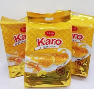Bánh Karo bơ trứng giòn 150gr