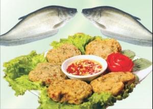 Chả cá thát lát chiên 200gr