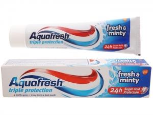 KĐR Aquafresh bac hà thơm mát