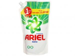 Nước giặt ariel matic 3l