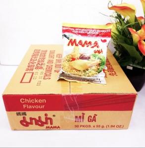 Mỳ gà MAMA Thái Lan 55gr