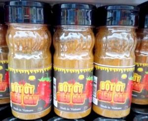 Bột ớt 50gr Ngọc Long