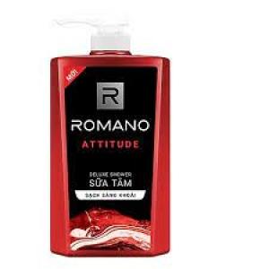 Sữa tắm ROmano Attitude 650gr