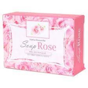 Xà bông tắm dưỡng ẩm Bazzle tinh chất hoa hồng