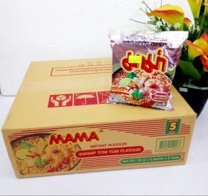 Mỳ tôm MAMA Thái Lan 55gr