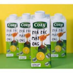 Trà tắc mật ong CoZY thùng 25 hộp 225gr
