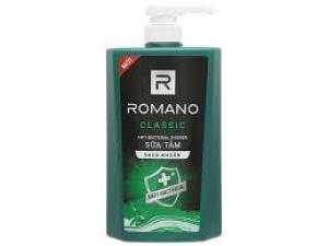 Sữa tắm ROmano classic 650gr