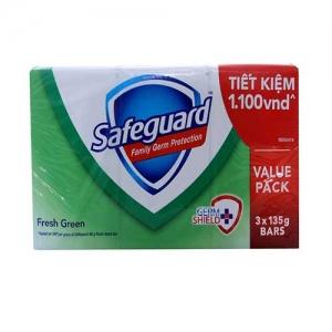 Xà phòng cục safeguard 90gr