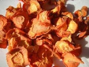 Cà rốt sấy khô 100gr giảm 30%