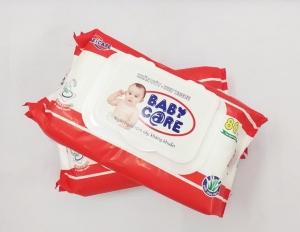Khăn ướt baby care giảm 20%