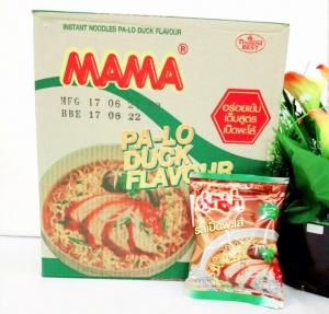 Mỳ vịt MAMA Thái Lan 55gr