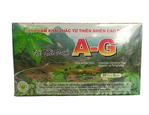 Chè thảo dược A-G Cao Bằng 2gx20