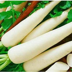củ cải trắng 100gr