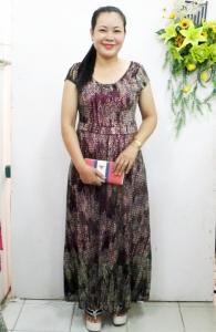 Đầm da hội (ĐDH 081)