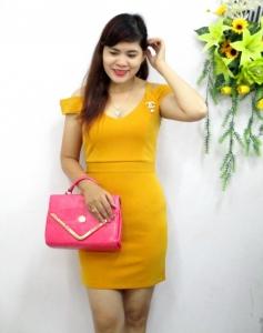 Đầm thời trang ( ĐT 117)