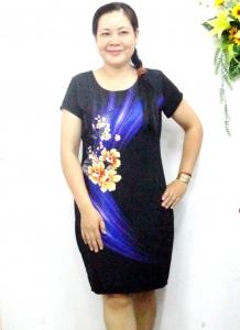 Đầm thời trang   (ĐT 2220)