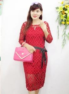 Đầm thời trang (ĐR 090)