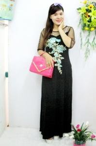 Đầm dạ hôi (ĐDH 039)