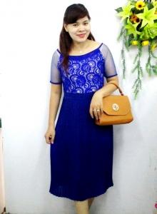 Đầm thời trang (ĐR 051)