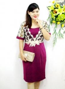 Đầm thời trang (ĐT 703)