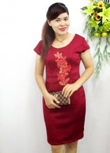 Đầm thời trang (ĐT 042A)