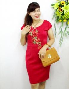 Đầm thời trang (ĐT 043A)