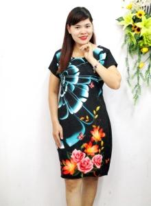 Đầm thời trang  ( ĐT 2079)