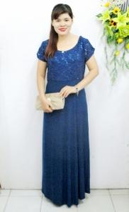 Đầm dạ hội (ĐDH 016)