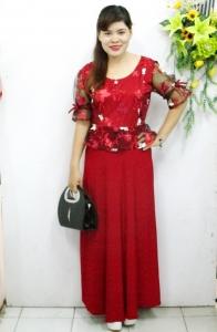 Đầm dạ hội (ĐDH 018A)