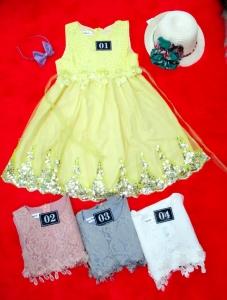 Đầm trẻ em (ĐG 013)