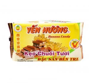 Kẹo chuối tươi yến Hương 490gr