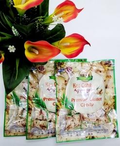 Kẹo hương gừng Hàn Quốc 200gr giảm 30%