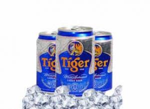 Bia tiger (lon)